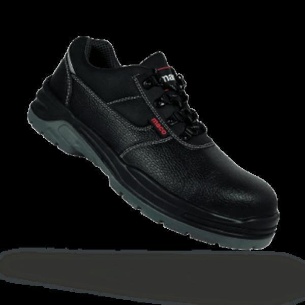 Παπουτσια Προστασιας Δερματινα Maco Classic S3