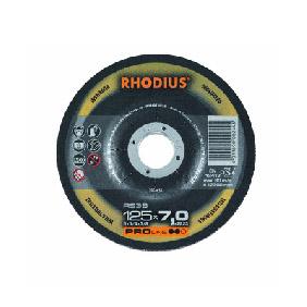 Τροχοί Λείανσης Inox Rs 38 Rhodius