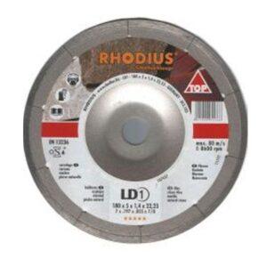 Τροχοί Διαμαντιού Ld1 Rhodius