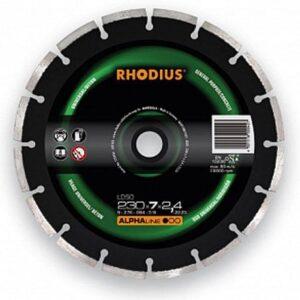 Τροχοί Διαμαντιού Ld50 Rhodius
