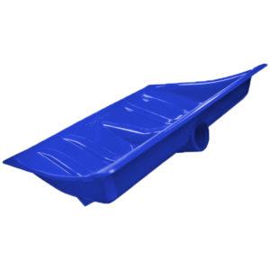 Φτυάρια Χιονιού Ελαφρού Τύπου Εγχώρια Μπλε 50Cm X 30Cm