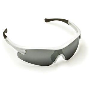 Γυαλιά Ηλίου 6019 Γκρι Με Καθρέφτη Και Άσπρο Σκελετό Maco