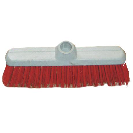 Σκούπα Ασφάλτου Με Πλαστική Βάση 25cm BW 259 Brush Wood