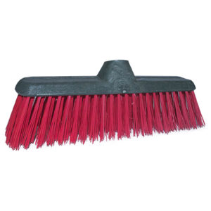 Σκούπα Λοξή Με Πλαστική Βάση Brush Wood 258