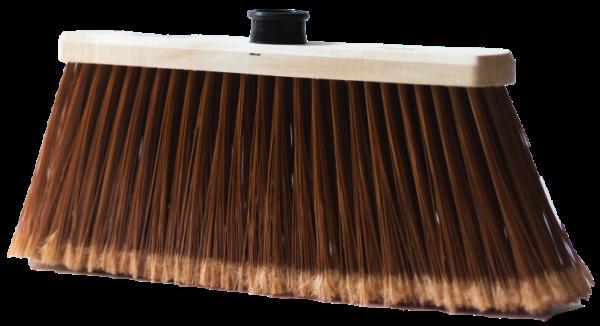 Σκούπα Βεντάλια Ξύλινη Βάση Brush Wood 281