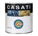 Διακοσμητικό Βερνίκι Casati Zinco Prot Grigio Perla 0,75Lt
